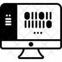 Code Binary Seo And Web Icon