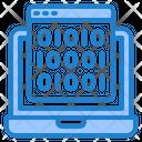 Binary Coding Binary Code Code Icon