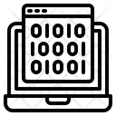 Binary Coding Icon