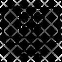 Binary Coding Artificial Coding Computer Coding Icon