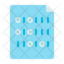 Data Computer Security Icon