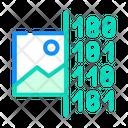 Binary Image Icon