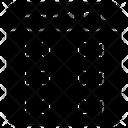Binary Interface Icon