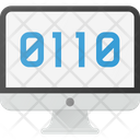 Binary Language Icon
