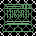 Laptop Coding Programming Icon