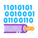 Data Transfer Cable Icon