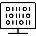 Computer Technology Bit Icon