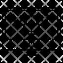 Binary Lock Icon