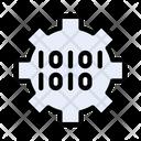 Programming Development Binary Icon