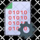 Binary Setting Binary Customization Binary Preferences Icon