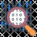 Code Research Binary Research Binary Analysis Icon