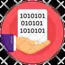 Binary Services Icon
