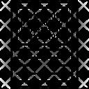 Binary Sheet Binary Data Management Icon