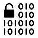Binary Unlock Icon