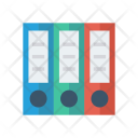 Office Document Records Icon