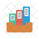 Archive Binder Office Icon