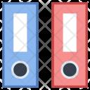 Binder File Folders Icon