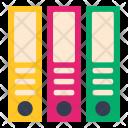 Binder File Folder Icon