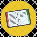 Binder File Paper Icon