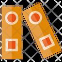 Book File Folder Icon