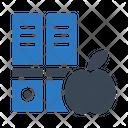 Binder Files Document Icon