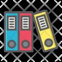 Binder Folder Office Icon