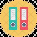 Binder File Box File Icon