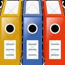 Books Files Documents Icon