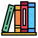 Bookshelves Book Books Icon