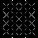 Paper Drawer Folder Icon