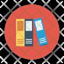 Files Folder Binder Icon