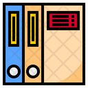 Binder File Folder Folder Icon