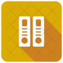 Binder Archive Document Icon