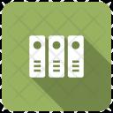 Binder Folder Documents Icon