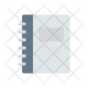Binder Notebook Courses Icon