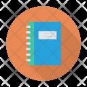 Binder Notebook Textbook Icon