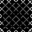 Binder Clip Paper Icon