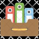 File Storage Binder Icon