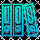 File File Rack Files Icon