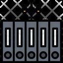 Folder Case Document Icon