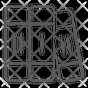 Folders File Folders Archive Icon