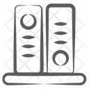 Binders Archives Files Icon