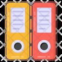 Files Binder Files Order Icon