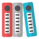 Archives Binders Folders Icon