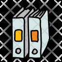 Binders File Folder Icon