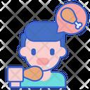 Binge Eat Icon