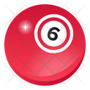 Bingo Ball Game Ball Ball Icon
