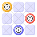 Casino Game Quiz Game Bingo Game Icon