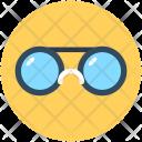 Binocular Field Glass Icon