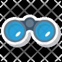 Binocular Search Spyglass Icon